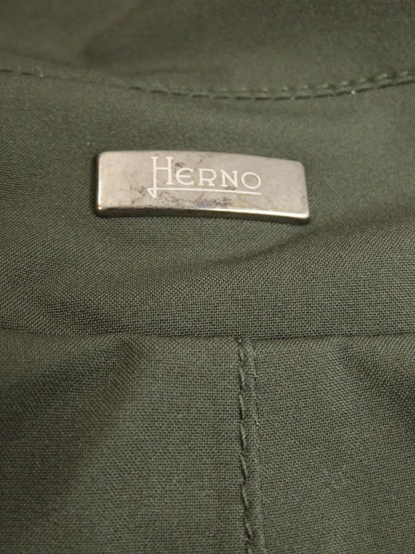 HERNOルーマニア製アウター ヘルノ ナイロンジップコート size44 19841 18647 2 メンズ 1週間保証b05f h20ABD9I2YeWEH
