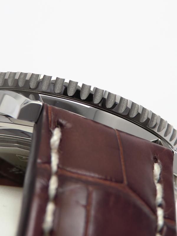 BREITLING'18年購入 ブライトリング モンブリラン クロノグラフ A41370 メンズ 自動巻き 3ヶ月保証b02w h07AXZ8Nn0PwOk