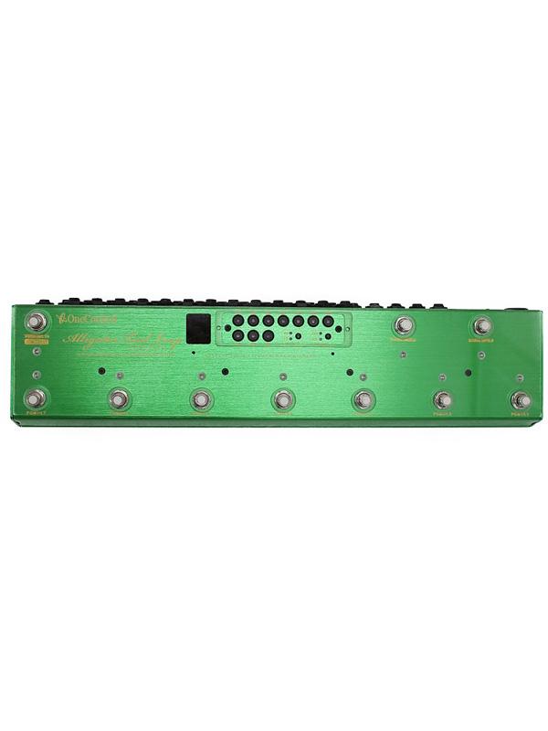 【One Control】ワンコントロール『プログラムスイッチャー』Alligator Tail Loop OC-10A 1週間保証【中古】b03g/h22AB