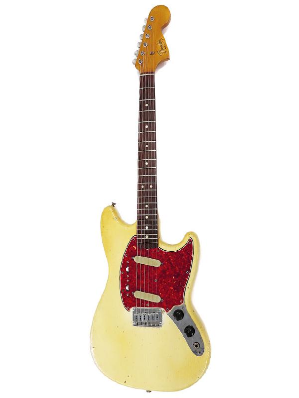 憧れ 【Fender】【工房メンテ】フェンダー『エレキギター』DUO SONIC II 1965年製 1週間保証【】b03g/h09B, かべがみファクトリー 5b2bad9d