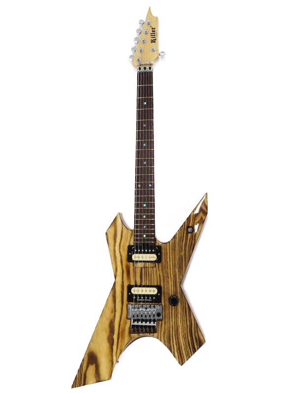 【Killer】【Signature Ultimate】キラー『エレキギター』KG-PRIME 2017年製 1週間保証【中古】b03g/h06A