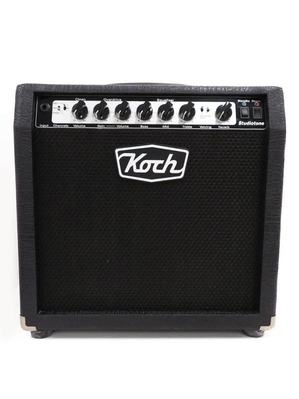 【Koch】コッホ『ギターアンプ』Studio tone ST20-C 1週間保証【中古】b03g/h02AB