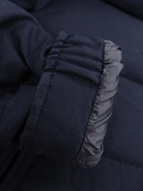 MONCLERルーマニア製LAMPOジッパーアウター モンクレール MONTGENEVRE ダウンジャケット size0 2013 メンズ ブルゾン 1週間保証b02f h13BebDYEIWH29