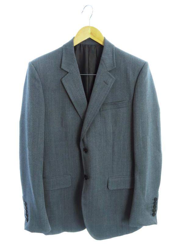 【GUCCI】【スイス製】【上下セット】グッチ『スーツ size上50R 下48R』281581 Z6596 メンズ セットアップ 1週間保証【中古】b03f/h12AB