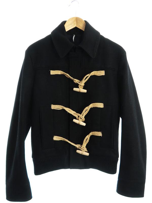 【Dior Homme】【ダッフル】【イタリア製】【アウター】ディオールオム『ウール×カシミヤ混 ジャケット size50』6HH1045005 メンズ ブルゾン 1週間保証【中古】b01f/h11AB