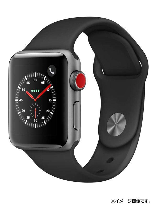 【Apple】【アップルウォッチシリーズ3】アップル『Apple Watch Series 3 38mm GPS+Cellularモデル』MTGP2J/A ボーイズ スマートウォッチ 1週間保証【中古】b05w/h22S