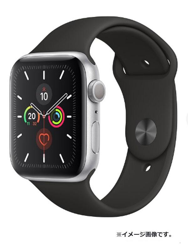 【Apple】【アップルウォッチ シリーズ5】【未開封】アップル『Apple Watch Series5 44mm GPSモデル』MWT32J/A メンズ スマートウォッチ 1週間保証【中古】b06w/h18S