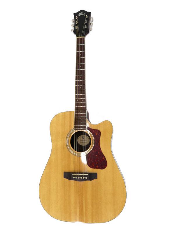 Guild 工房メンテ ギルド アコースティックギター 1週間保証 中古 高価値 D-260CE 感謝価格 DELUXE