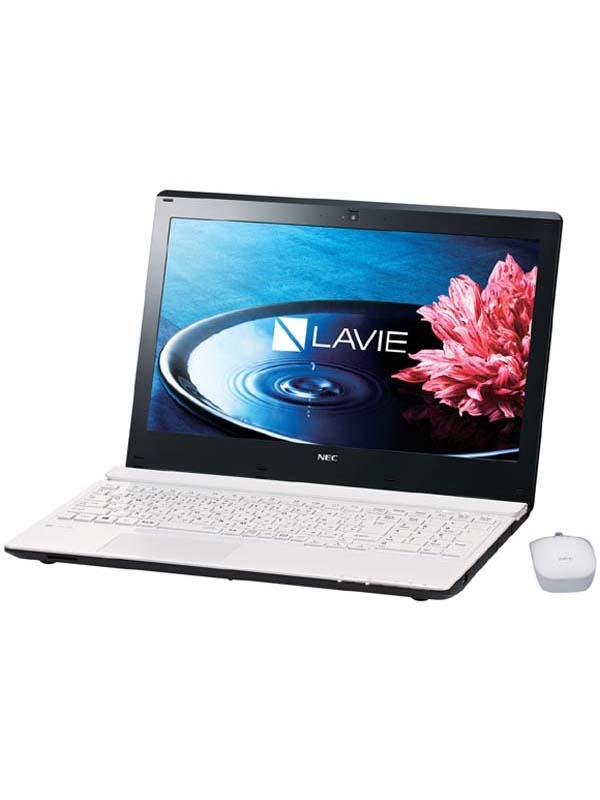 最大の割引 【NEC】エヌイーシー『LAVIE Note Standard NS350/BAW』PC-NS350BAW Windows8.1 クリスタルホワイト 15.6型 1TB Office BDXL ノートPC【】b00e/h17S, 生活雑貨のお店!Vie-UP 4094aee4