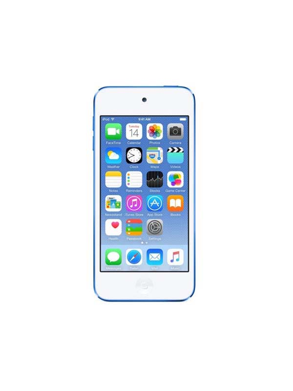 【Apple】アップル『iPod touch 32GB Blue』MKHV2J/A 第6世代 4インチ デジタルオーディオプレイヤー【新品】b00e/N