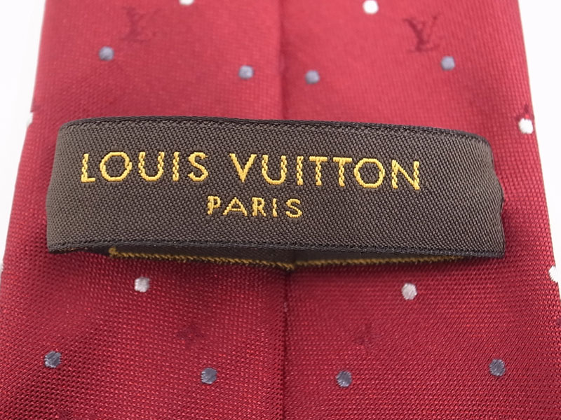 LOUIS VUITTON ルイヴィトン シルクネクタイ メンズ 1週間保証b01f h18A4Rc5AL3jq