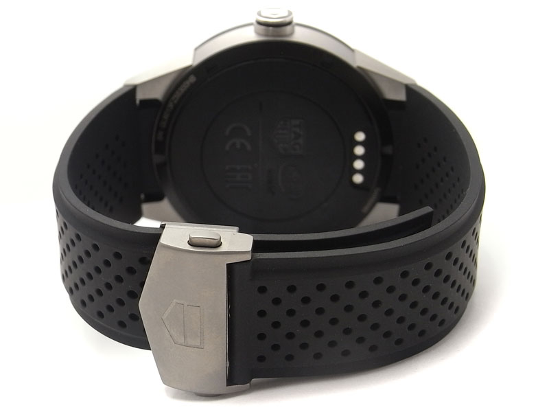 low priced 86659 3f622 【TAG Heuer】【スマートウォッチ】タグホイヤー『コネクテッドウォッチ』SAR8A80.FT6045 メンズ 腕時計型端末  3ヶ月保証【中古】b02w/h03SA|高山質店