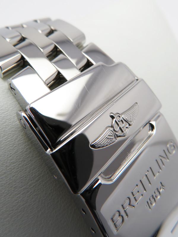 BREITLINGブラックローマン ブライトリング クロノマット エボリューション A13356 メンズ 自動巻き 3ヶ月保証b03w h14ABY7y6bfg