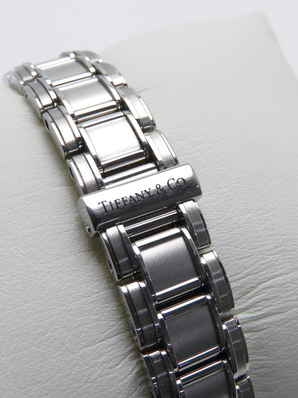 TIFFANY Co電池交換済 ティファニー アトラス レディース クォーツ 1週間保証b02w h03Bm8nN0w