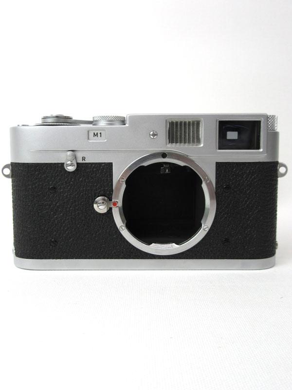 ライカ『LEICA M1』#1046093 35mmフィルム Mマウント レンジファインダーカメラ 1週間保証【中古】b03e/h12AB