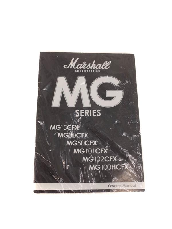 Marshall マーシャル ギターアンプ MG15CFX 1週間保証b03g h03BN0kwXnO8P