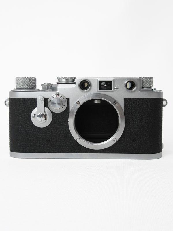 【Leica】ライカ『LEICA IIIFレッドシンクロ(セルフ付)』576241 レンジファインダーカメラ 1週間保証【中古】b03e/h10B