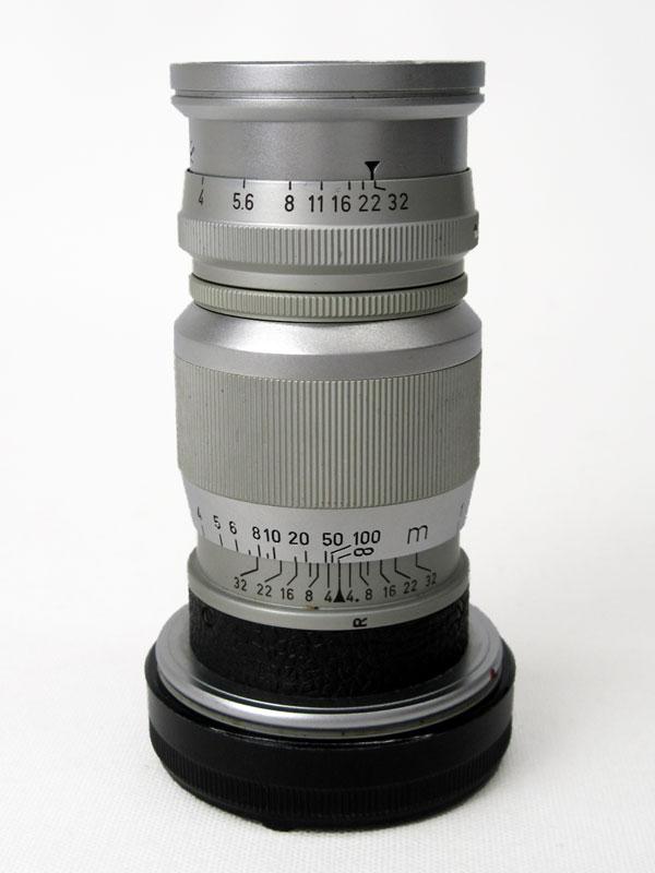 【Leica】ライカ『LEICA エルマー M90mm F4』1178161 レンジファインダーカメラ用 レンズ【中古】b03e/h10B