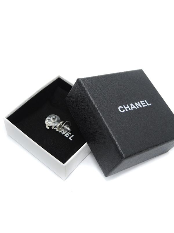 CHANEL シャネル 2012年 ココマーク ピアス 1週間保証b01j h02AroBeCxd