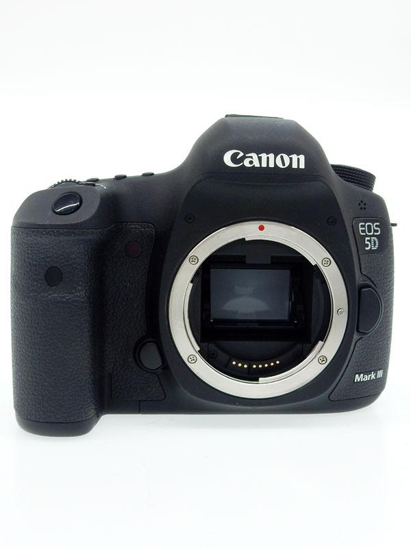 【Canon】キヤノン『EOS 5D Mark IIIボディー』EOS5DMK3 2230万画素 フルサイズ デジタル一眼レフカメラ 1週間保証【中古】b02e/h09B