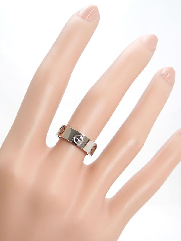 Cartier仕上済 カルティエ ラブリング 9 5号 1週間保証b02j h09SAvN8wOPynm0
