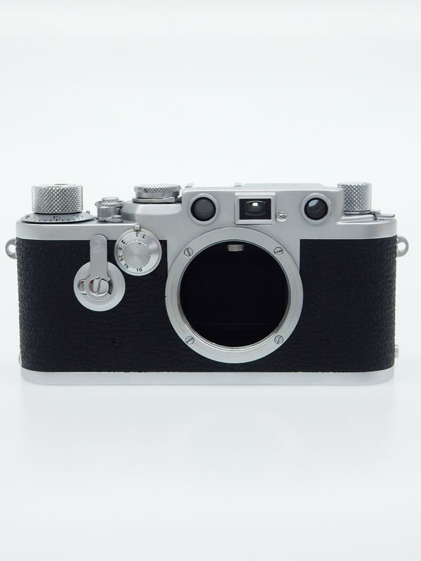 【Leica】ライカ『LEICA IIIFレッドシンクロ』710749 レンジファインダーカメラ 1週間保証【中古】b03e/h10AB