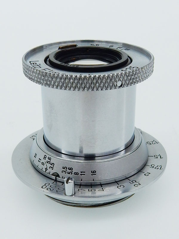 【Leica】ライカ『エルマー L50 F3.5』632189 レンジファインダーカメラ用 レンズ【中古】b03e/h10B
