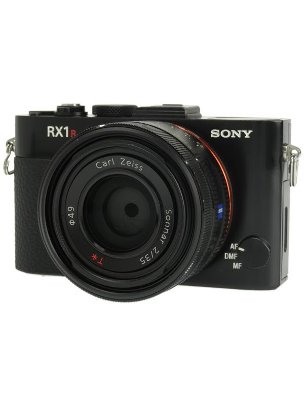 【SONY】ソニー『Cyber-shot(サイバーショット)』DSC-RX1R 2430万画素 35mm相当 SDXC コンパクトデジタルカメラ 1週間保証【中古】b03e/h11B