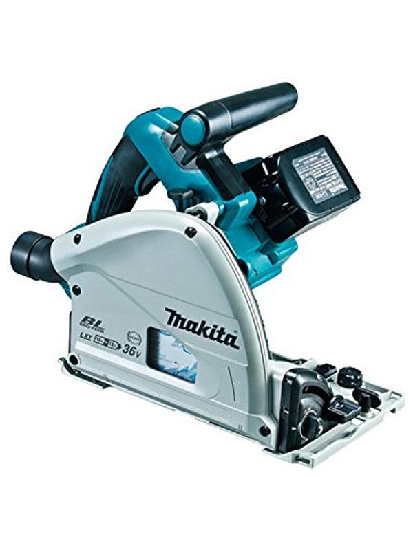 【makita】マキタ『165mm 充電式プランジマルノコ』SP601DZ 18V×2本 最大切込56mm チップソー付 バッテリ・充電器別売 切断工具【新品】b00t/N