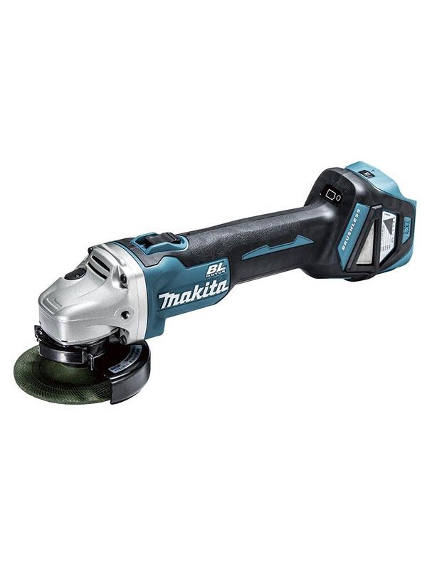 【makita】マキタ『充電式ディスクグラインダ』GA412DZ 本体のみ 18V 外径100mmアプト ブラシレスモーター【新品】b00t/N
