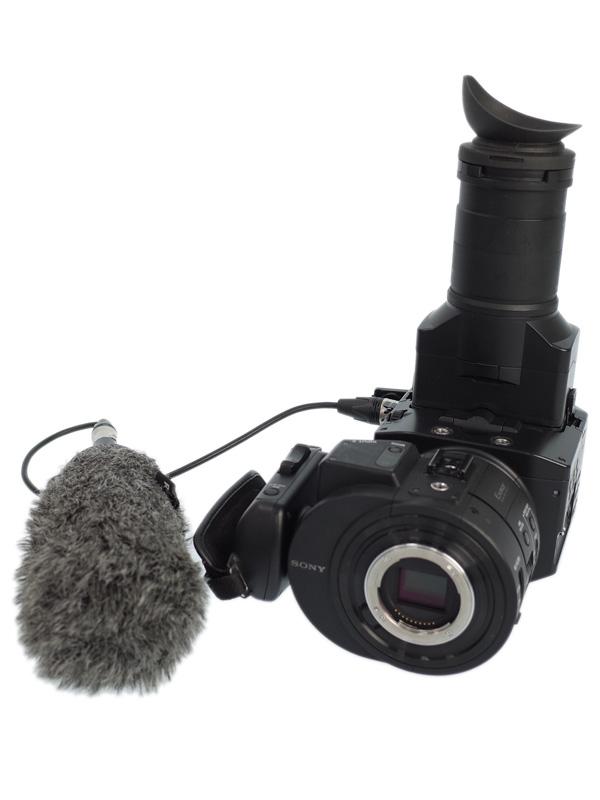 【SONY】ソニー『NXCAMカムコーダー』NEX-FS700J 4Kスーパー35mmCMOSセンサー 業務用ビデオカメラ 1週間保証【中古】b03e/h15B