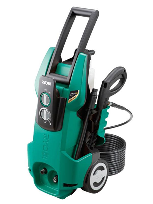 【RYOBI】リョービ『高圧洗浄機』AJP-4170VGQ 単相100V 最大11MPa 6.7L/min ホース長さ10m【新品】b00t/N