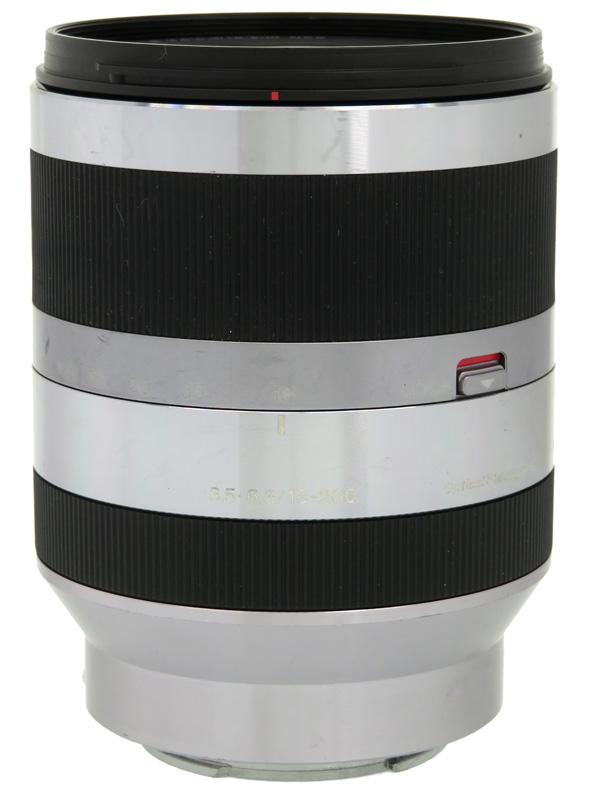 【SONY】ソニー『E18-200mm F3.5-6.3 OSS』SEL18200 Eマウント 27-300mm相当 デジタル一眼カメラ用レンズ 1週間保証【中古】b03e/h15C