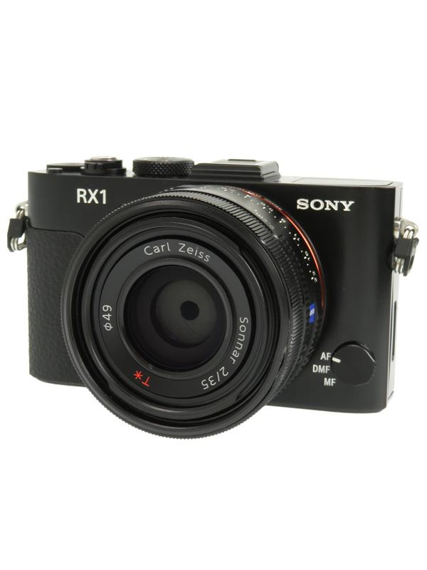 【SONY】ソニー『Cyber-shot(サイバーショット) RX1』DSC-RX1 2430万画素 35mm相当 コンパクトデジタルカメラ 1週間保証【中古】b03e/h07B