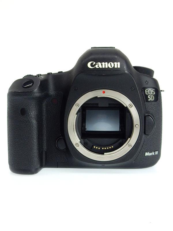 【Canon】キヤノン『EOS 5D Mark IIIボディー』EOS5DMK3 2230万画素 SDXC フルサイズ デジタル一眼レフカメラ 1週間保証【中古】b02e/h02B