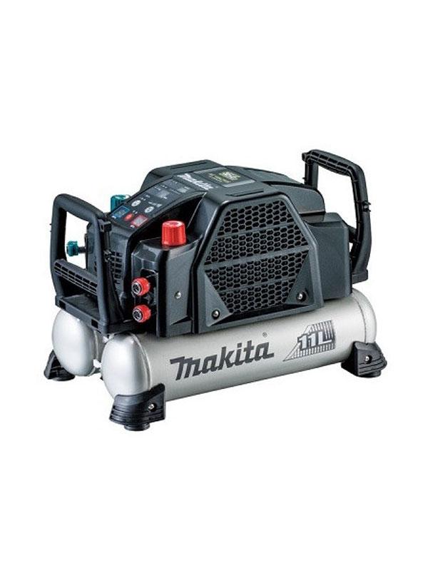 【makita】マキタ『エアコンプレッサ』AC462XLHB 黒 46気圧 11Lタンク 高圧専用 静音モード 低振動 高輝度デジタル表示【新品】b00t/b00N