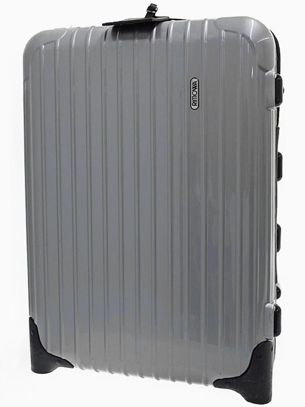 【RIMOWA】【SALSA】【TSAロック】リモワ『サルサ スーツケース 2輪』856.52 ユニセックス キャリーケース 1週間保証【中古】b03b/h20AB
