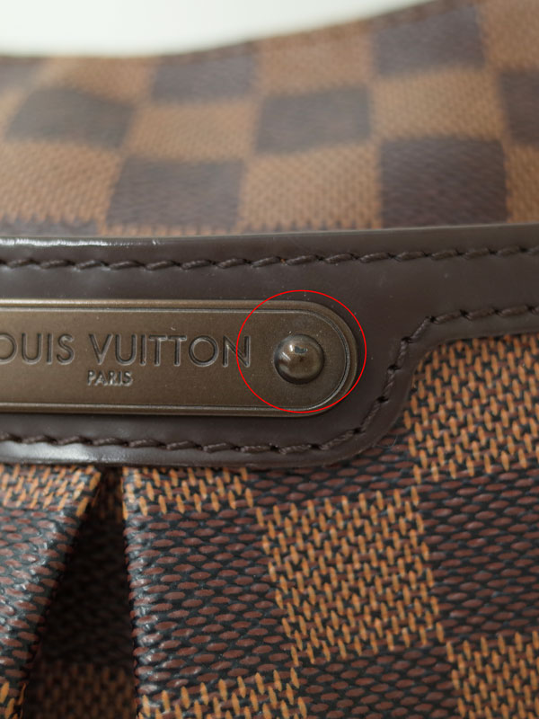 LOUIS VUITTON ルイヴィトン ダミエ ブルームズベリPM N42251 レディース ショルダーバッグ 1週間保証b03b h20ABhCxQrdst