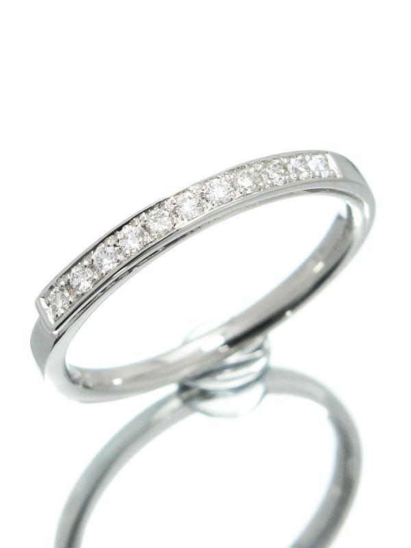 【4℃】ヨンドシー『PT995リング ダイヤモンド』10号 1週間保証【中古】b03j/h20A