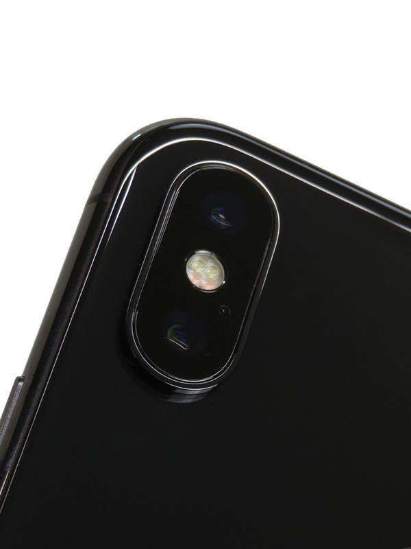 『iPhone X/(テン/) 256GB SIMフリー』 アップル ○判定 スマートフォン 5.8型 スペースグレイ b03e// 白ロム A MQC12J// 【中古】 iOS11.3.1 h20A 【Apple】