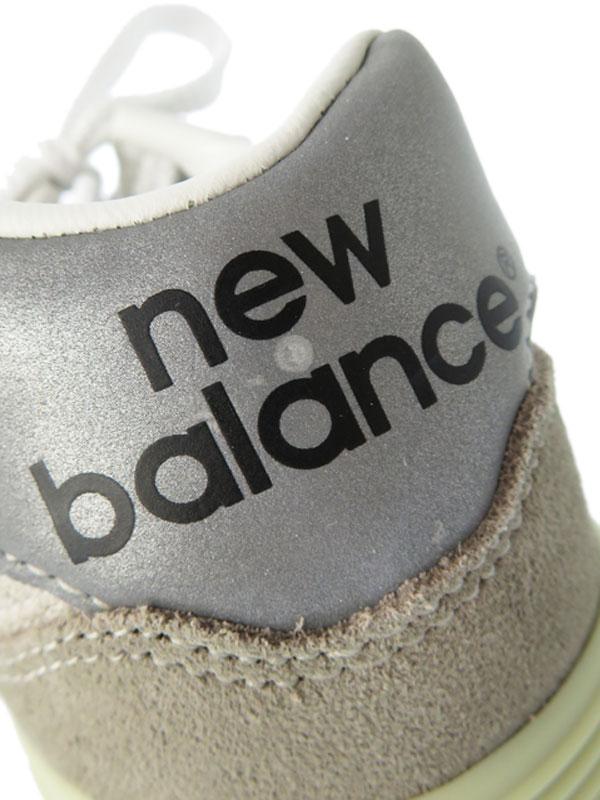 New Balance574 CLASSIC ニューバランス ローカットスニーカー size23 5cm ML574VG レディース 1週間保証b01b h12SA0Pk8wOn