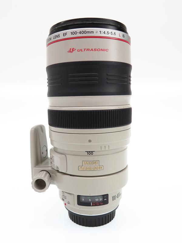 【Canon】キヤノン『EF100-400mm F4.5-5.6L IS USM』EF100-400LIS 高画質望遠ズーム 手ブレ補正 一眼レフ/ミラーレスカメラ用レンズ 1週間保証【中古】b02e/h04B