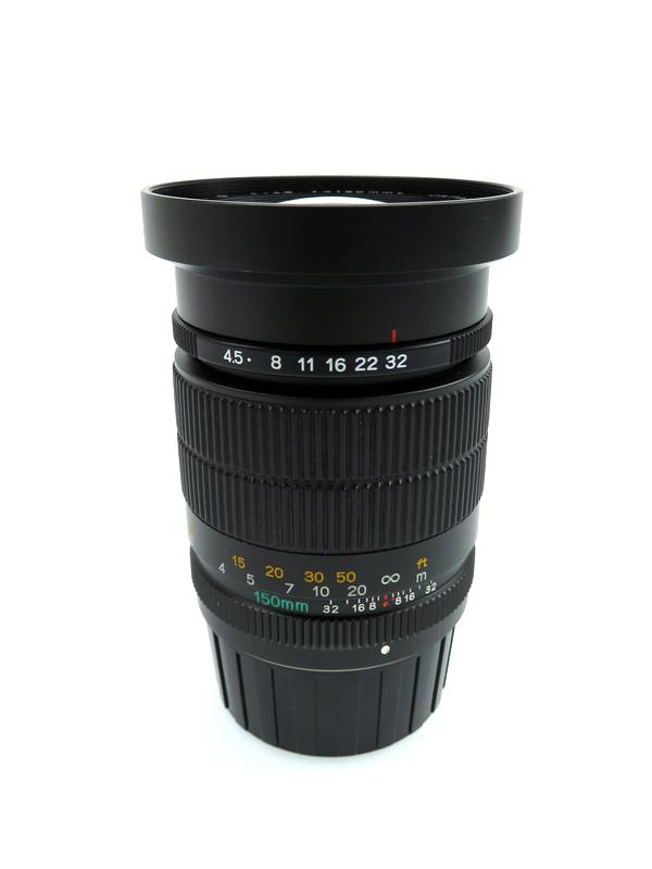 【Mamiya】マミヤ『G 150mm F4.5』中判カメラ用レンズ 1週間保証【中古】b03e/h20AB