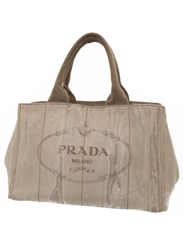 【PRADA】プラダ『カナパ トートバッグ』BN1877 レディース 1週間保証【中古】b01b/h02B