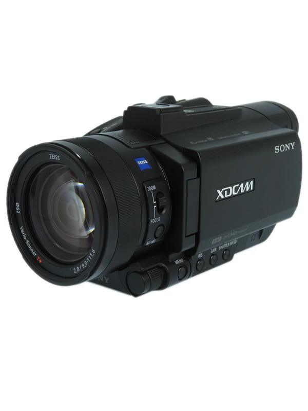 【SONY】ソニー『XDCAMメモリーカムコーダー』PXW-X70 4K記録対応 超解像24倍 業務用 デジタルビデオカメラ 1週間保証【中古】b06e/h18B