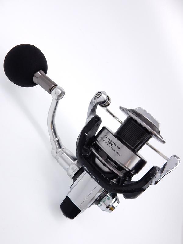低価格 【DAIWA】ダイワ『12キャタリナ4500』00059415 2012年モデル スピニングリール 1週間保証【中古 2012年モデル】b02e/h19C, トキワムラ:b7941abc --- blablagames.net
