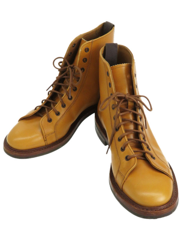 【Trickers】【MONKEY BOOTS】【英国製】トリッカーズ『モンキーブーツ size9』M6087 メンズ 1週間保証【中古】b02b/h19AB
