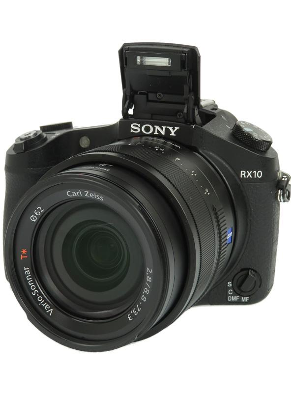 【SONY】ソニー『Cyber-shot(サイバーショット) RX10』DSC-RX10 2020万画素 光学8.3倍 コンパクトデジタルカメラ 1週間保証【中古】b02e/h19B
