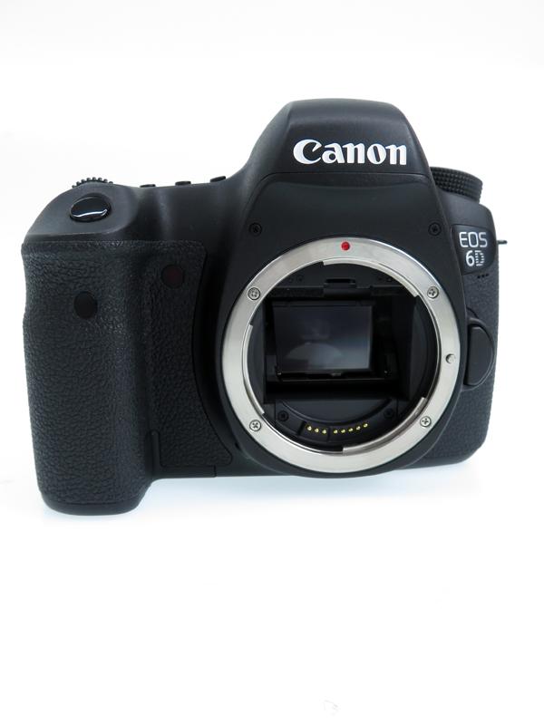 【Canon】キヤノン『EOS 6Dボディー』EOS6DBODY 2020万画素 フルサイズ 無線LAN SDXC デジタル一眼レフカメラ 1週間保証【中古】b06e/h18AB