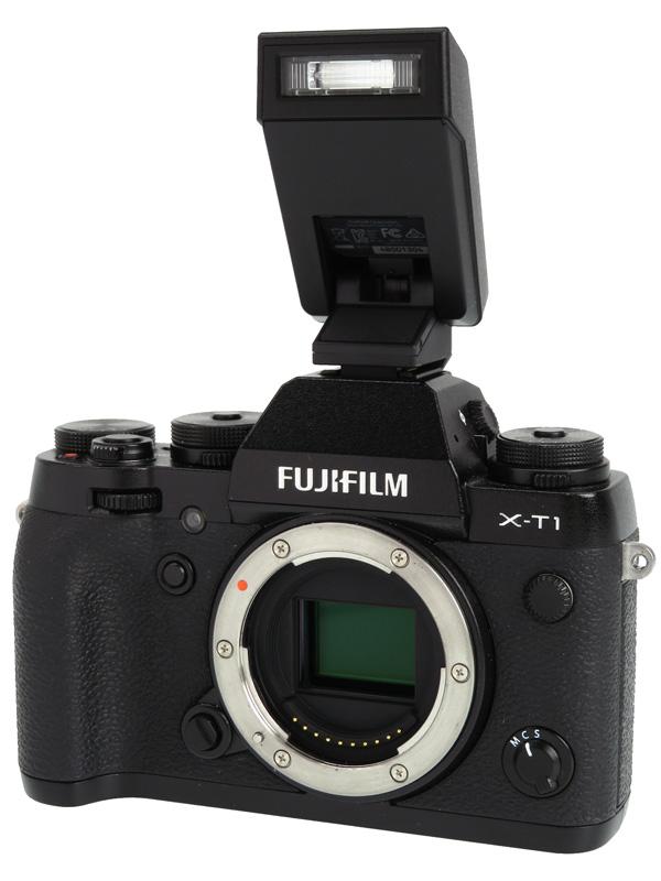 【FUJIFILM】富士フイルム『FUJIFILM X-T1 ボディ』F FX-X-T1B ブラック 1630万画素 APS-C ミラーレス一眼カメラ 1週間保証【中古】b03e/h11AB